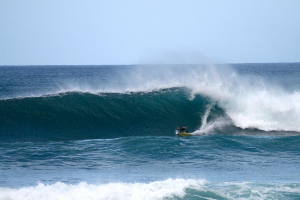 Chuck Barend - Winter 2009 - Hawaii