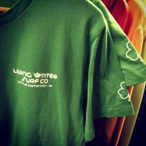 Living Water Tees