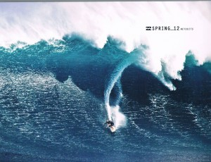 Shane Dorian paddles into Jaws and big wave history!