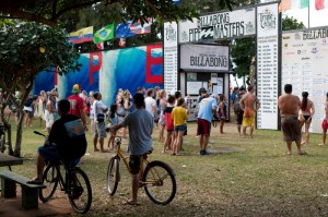 Billabong Contest @ Pipeline