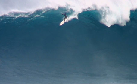 Shane Dorian @ Jaws Jan 4th 2012