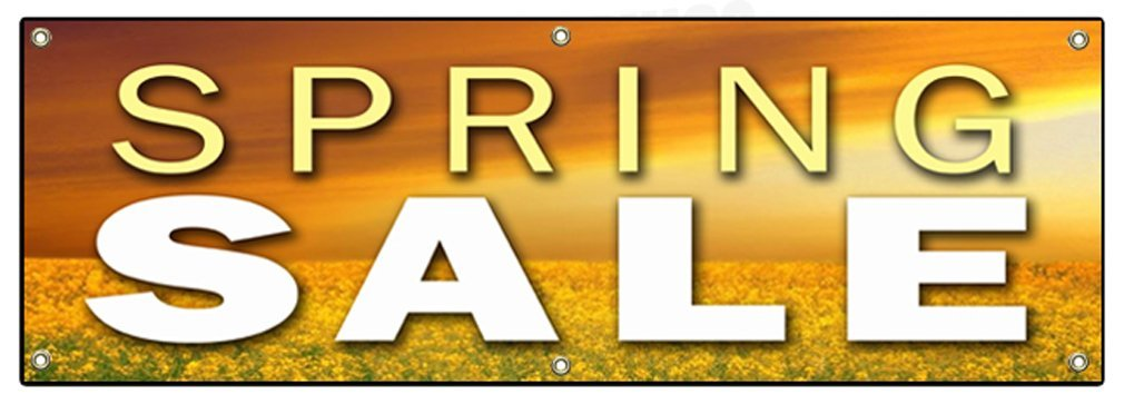 Living Water's Spring Clearance Sale!
