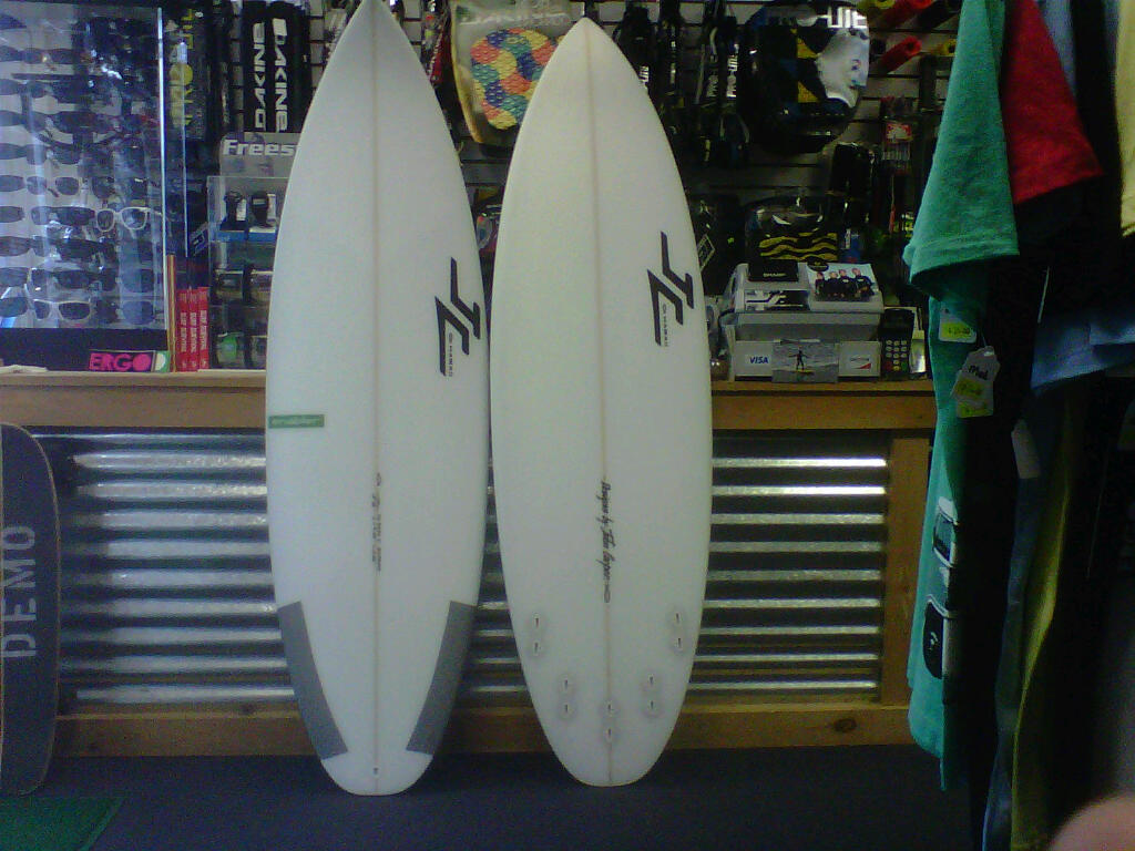 JC Enablers are made in the USA, a perfect Summer grovel board!