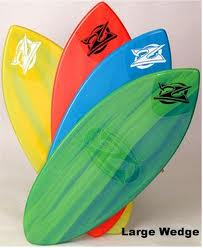 Zap skimboards at Living Water Surf Co!