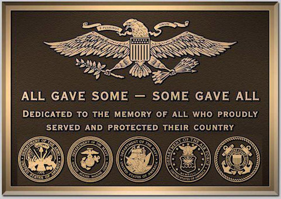 All gave some, some gave all!