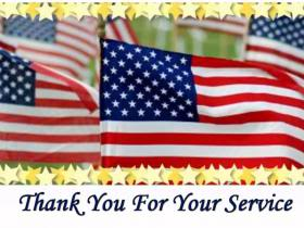 Thank you on Veterans Day and always!