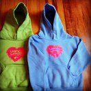 JR Surfer Girls Hoodies!