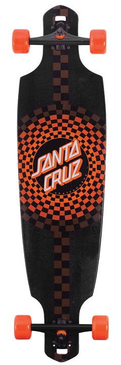 Santa Cruz Drop Thru Longboard