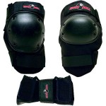Triple 8 pads and wrist guards for kids and adults too!