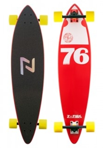 Z Flex Pintail completes in assorted colors