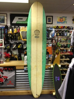 used 8'0 mini tanker - deck