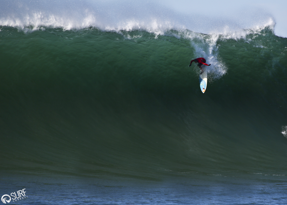 Peter Mel Wins Mavericks Invitational Contest!