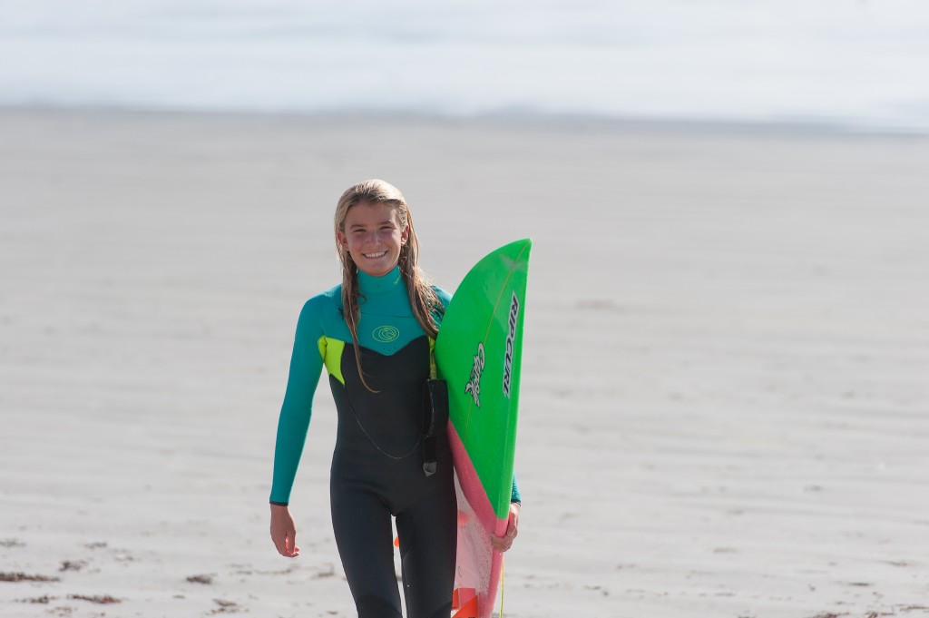 Living Water owned by some of the best female surfers on the entire EAST Coast!  (Ana Barend and Maria Barend)