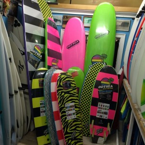 Beater Boards, Odysea Logs, Skippers, Stumps - turn an average beach day into an epic tale of radness!