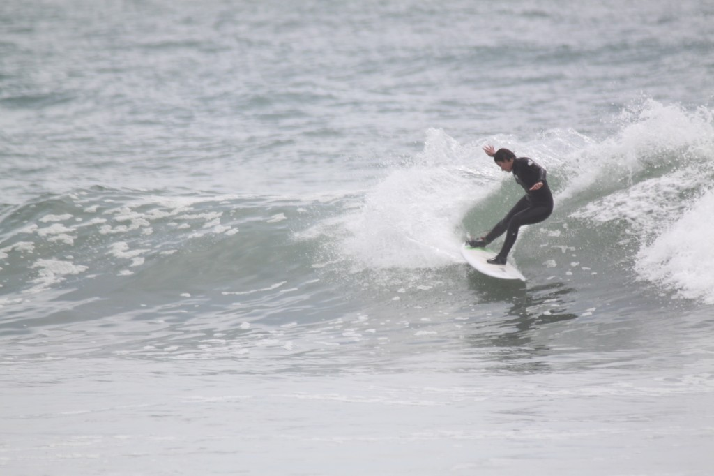 Momma Barend slashing in Southern CA!