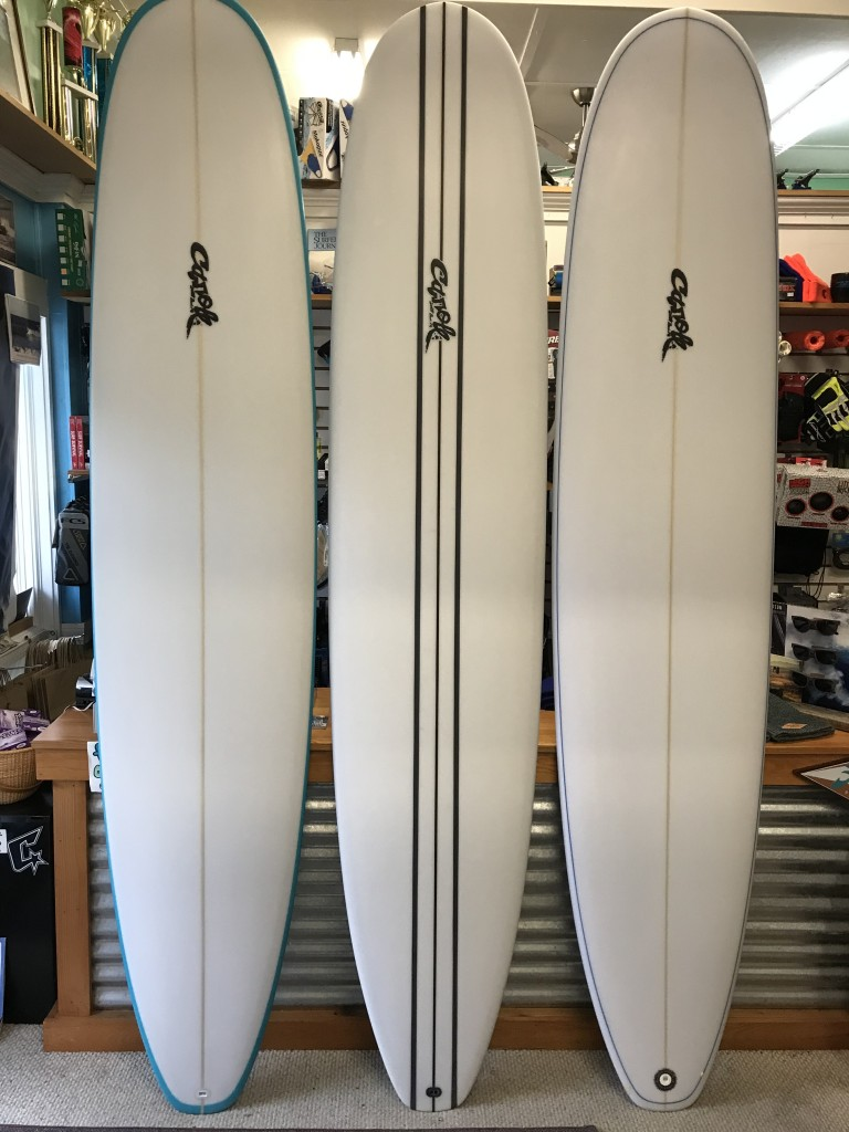 9'0 Tim Carroll longboards - North Shore of Oahu - Sunset Beach - Beauties just arrived!!!